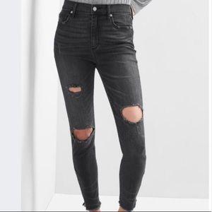 NWT Gap Stretch True Skinny Super High Rise Jeans
